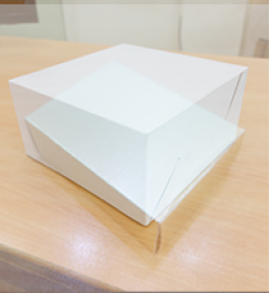 Generic white box